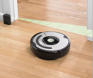 Пылесос iRobot Roomba 560, фото