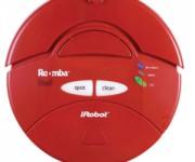 Робот-пылесос Roomba 410 Red, фото