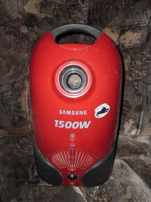 Пылесос самсунг 1500w инструкция